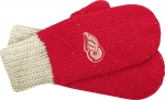 Reebok Women's Detroit Red Wings Red 2014 Winter Classic Knit Mittens