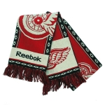 Reebok Detroit Red Wings Red 2014 Winter Classic Fan Knit Scarf