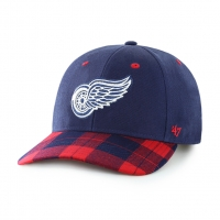 47 Brand Detroit Red Wings Light Navy Backcountry MVP Wool Cap