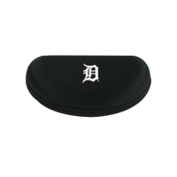 Maxx HD Detroit Tigers Hard Shell Zip Up Sunglasses Case