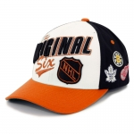 Old Time Hockey Original Six Fox Adjustable Cap