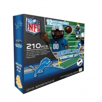 OYO Sportstoys Detroit Lions: Game Time Field Set: Generation 1
