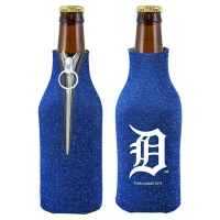 Kolder Detroit Tigers Navy Glitter Bottle Suit