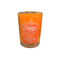 Faygo Orange Pop Scented 8 oz. Soy Candle