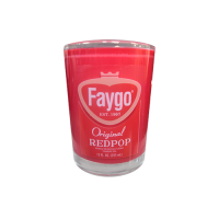 Faygo Red Pop Scented 8 oz. Soy Candle