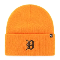 47 Brand Detroit Tigers Orange Carhartt Corktown Knit Beanie