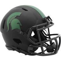 Riddell Michigan State Spartans Eclipse Alternate Mini Speed Helmet