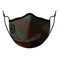 New Era Detroit Tigers Camo Face Mask
