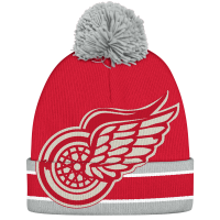CCM Detroit Red Wings Youth Vintage Cuffed Knit