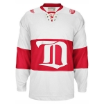 CCM Detroit Red Wings White Team Classics Jersey