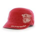 47 Brand Women's Detroit Red Wings Red 2014 Winter Classic Avery Adjustable Cap